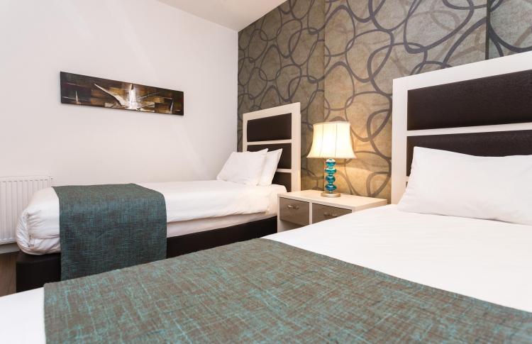 turkuaz suit deluxe two bedroom suite